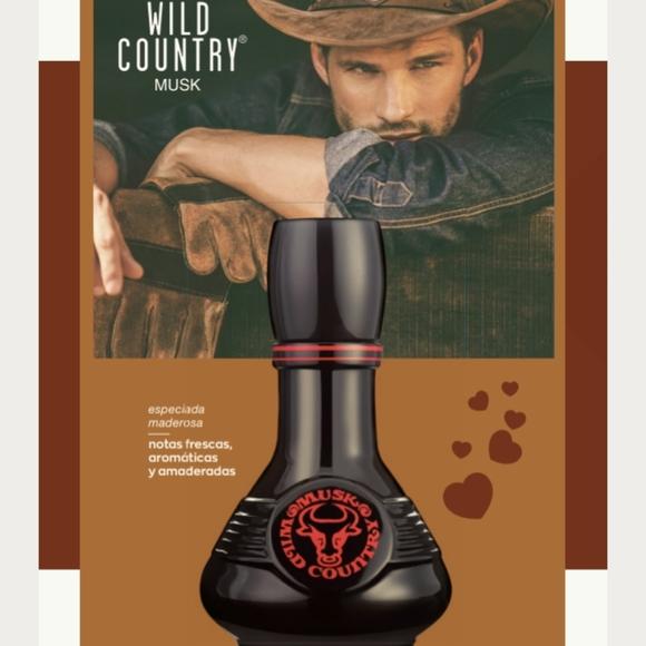 Wild Country Musk Avon EdC para Hombre by Avon
